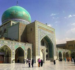 Goharshad-mosque-Mashhad-Arash-Emami