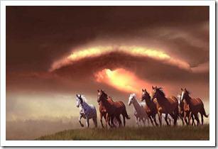 اسب های پرویز (94)